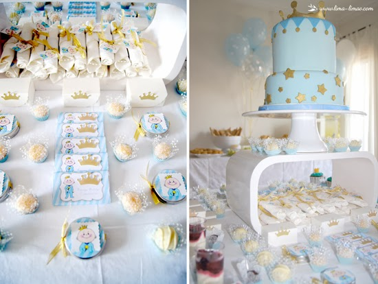 Little Prince Baby Shower Ideas Baby Shower Ideas