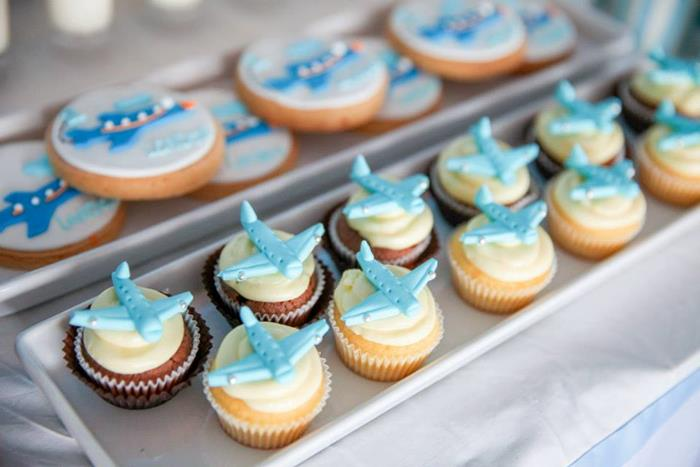 Airplane Themed Baby Shower Ideas - Baby Shower Ideas and ...