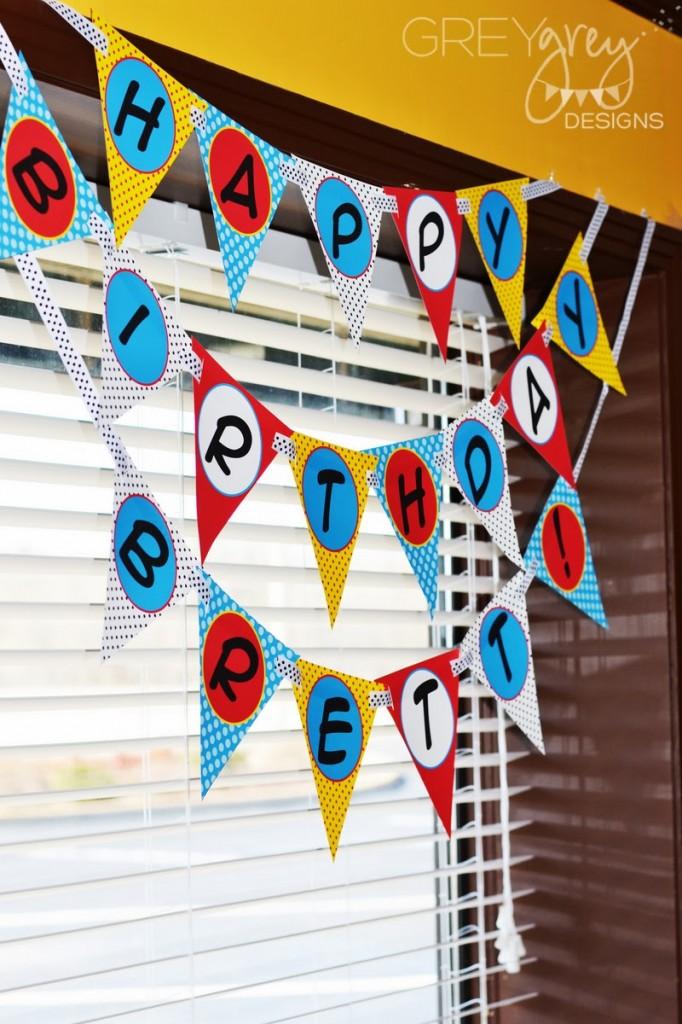 superhero birthday party - baby shower ideas - themes