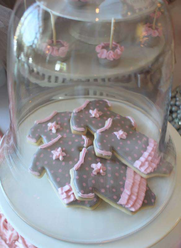 Pink Tutu Twin Baby Shower Baby Shower Ideas Themes