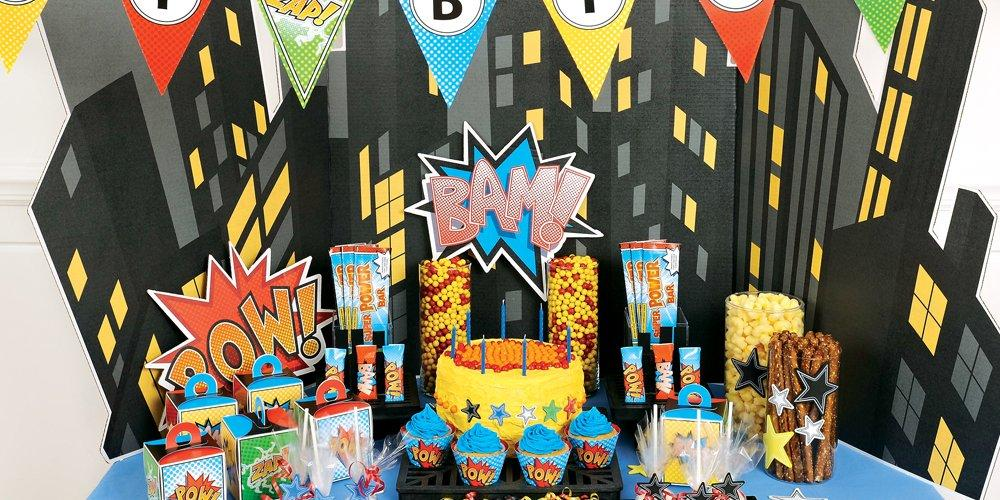 superhero-baby-shower-theme-ideas