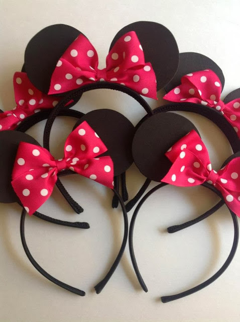 minnie ear headband