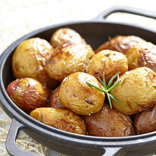 simple-baby-shower-food-ideas-baked-potatoes-with-rosemary