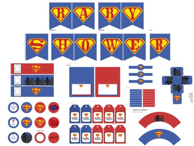 superman-baby-shower-package
