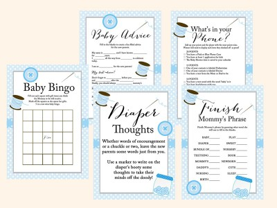 Instant download, cute as a button, Baby shower boy games, Sewing, Boy Cute as a button Baby Shower Games Printables, Blue Baby Shower TLC57 needle thread