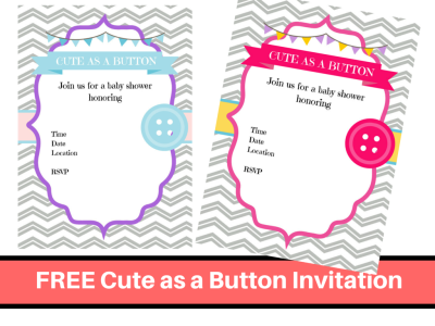 free-cute-as-a-button-baby-shower-invitations