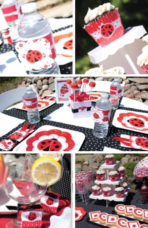 ladybug-themed-baby-shower-supplies