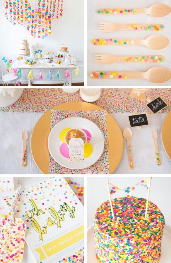 Polka Dot Baby Shower Ideas