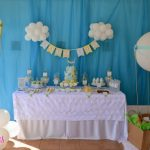 Up, Up, and Away Hot Air Balloon Baby Shower!