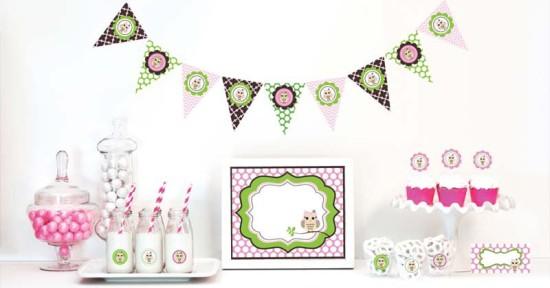 pink owl kit