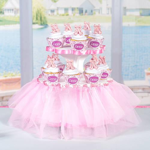 tutu cupcake holder