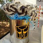 Transformer Theme Party