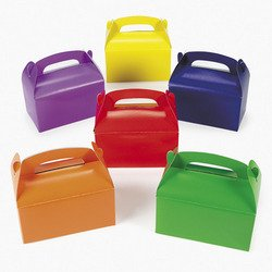 rainbow gable boxes