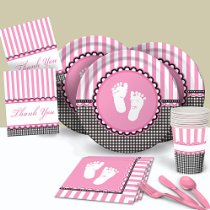party tableware for girls