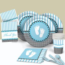 party tableware for boys