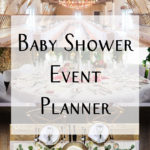 Planning a Party with Baby Shower Event Planner
