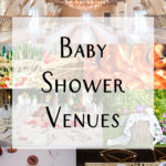 Baby Shower Venue Ideas