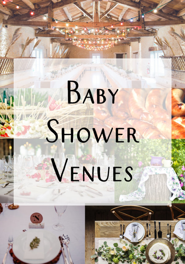 Tips On How To A Pick Baby Shower Venue
