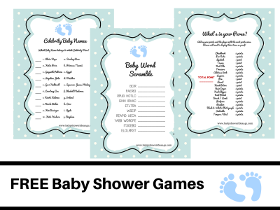 FREE-PRINTABLE-BABY-SHOWER-GAMES-baby-word-scramble-baby-celebrity-whats-in-your-purse