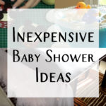 Inexpensive Baby Shower Theme Ideas
