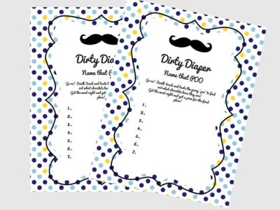 Mustache-Dirty-diaper-baby-shower-game-little-man-baby-shower-game-name-that-poo-fun-baby-shower-game-printable-baby-shower-game