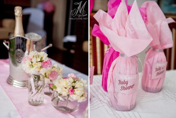 Pretty Pink Baby Shower