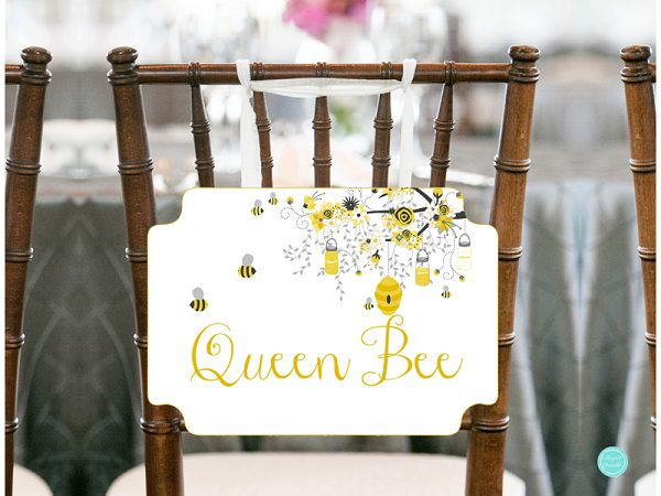 sn185-chair-sign-8-5x11-queen-bee-baby-shower-mommy-to-be-chair