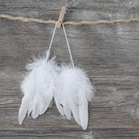 angel-baby-shower-feathers