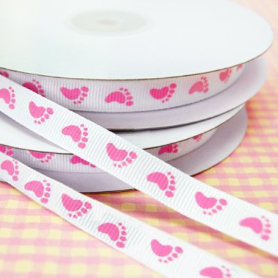 baby-feet-grosgrain-ribbon-baby-feet-baby-shower-ribbon