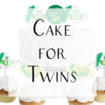 Cake Ideas for Twins