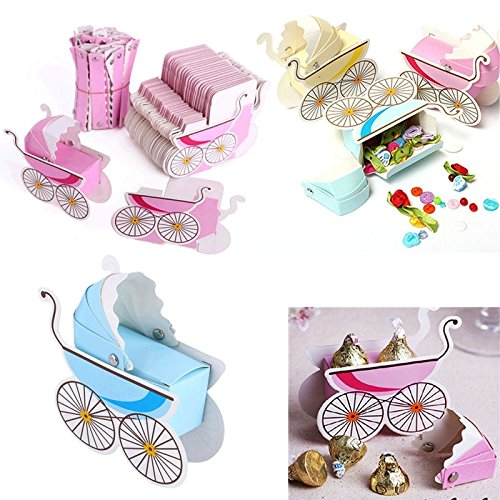 carriage-stroller-baby-shower-favor-boxes-pink-blue-yellow