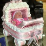 Baby Carriage Themed Baby Shower