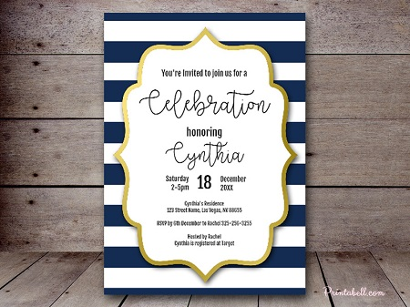 editable-navy-and-gold-little-man-baby-shower-invite