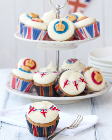 royal baby shower food ideas, treats