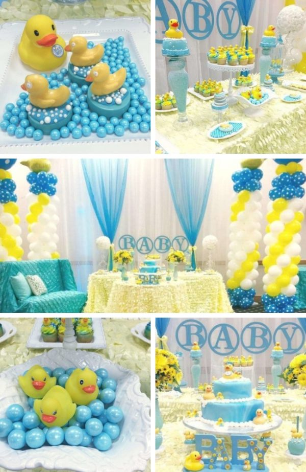 How to Pick a Baby Shower Theme neutral theme