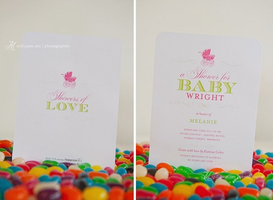 showers of love invitation