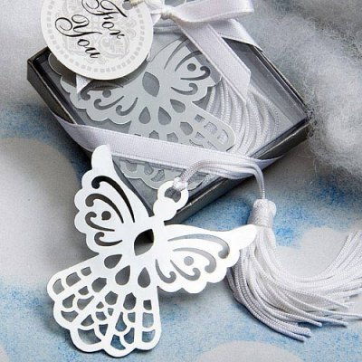silver-angel-bookmark-favor