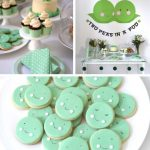 Sweet Pea | Two Peas in a Pod Baby Shower Ideas