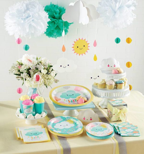 you-are-my-sunshine-baby-shower-tableware