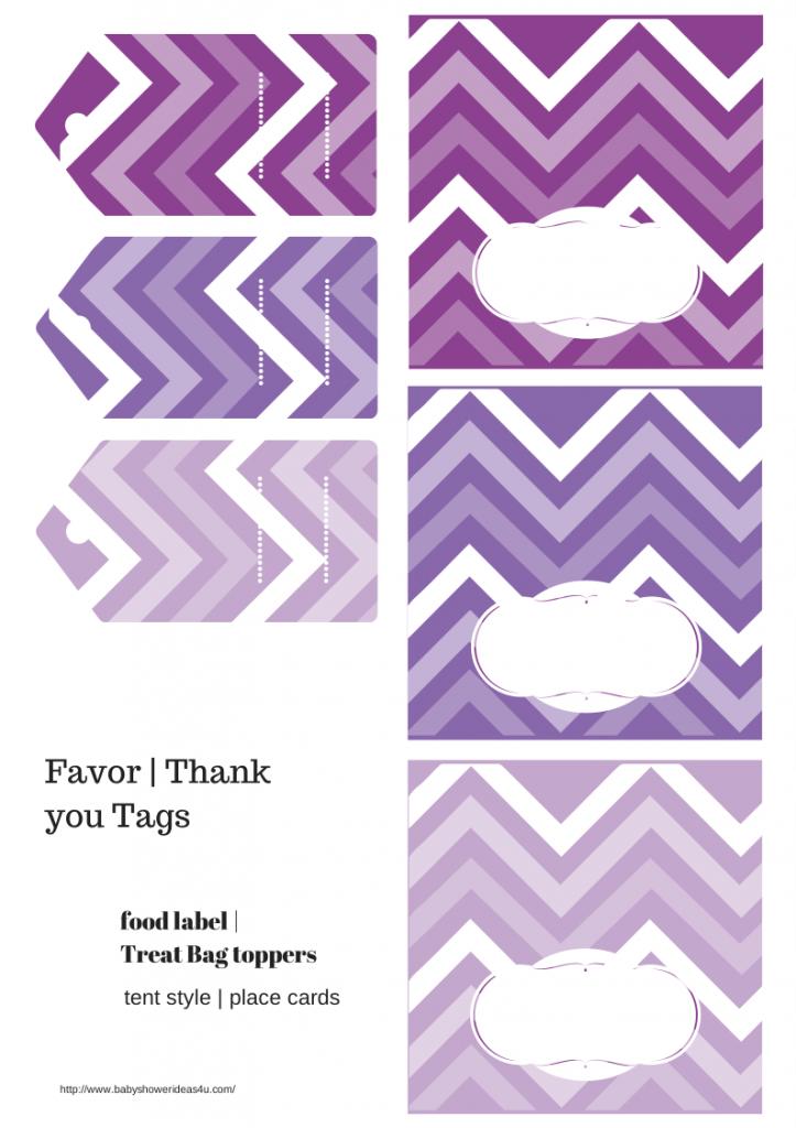 12 free printable baby shower party packs by babyshowerideas4u