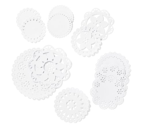 Tea Party Themed Baby Shower ideas and decorations Doilies