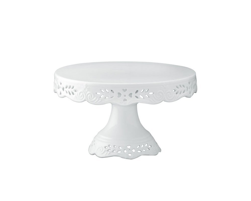 cake stand with skirting