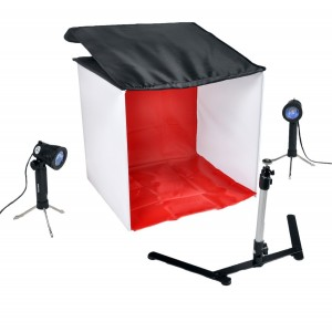 photobooth studio tent