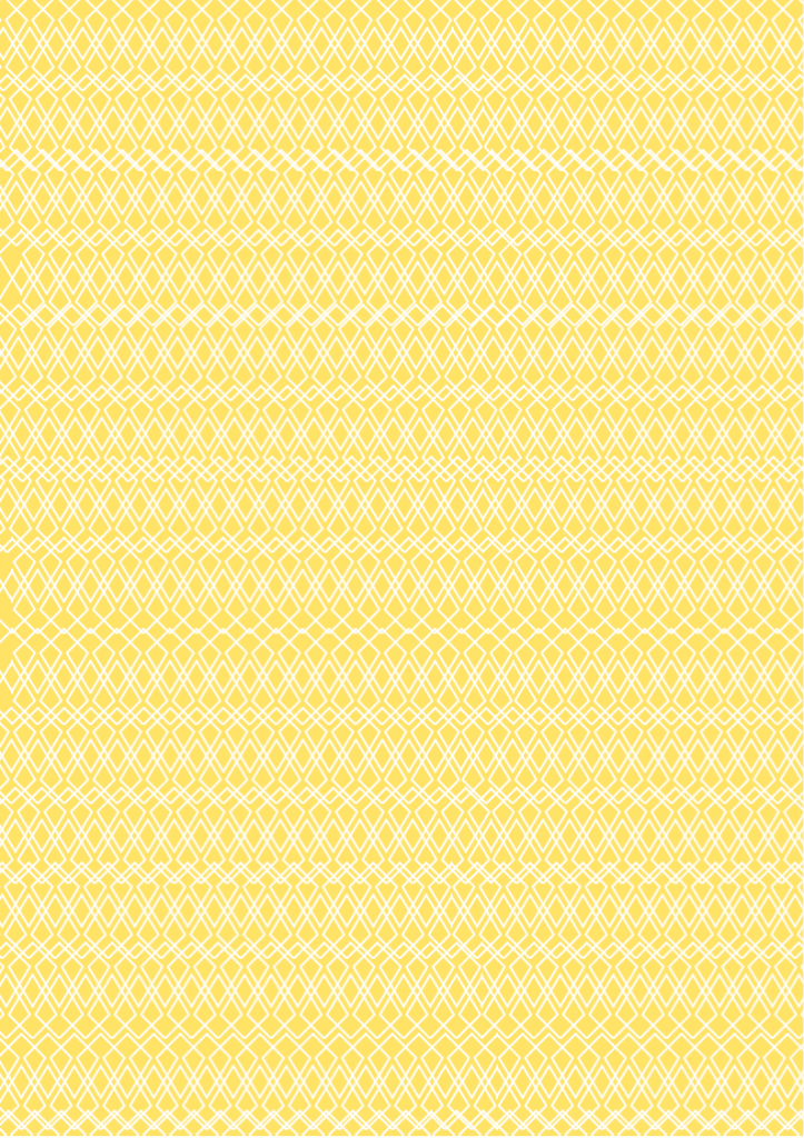 Lace Print Paper soft yellow