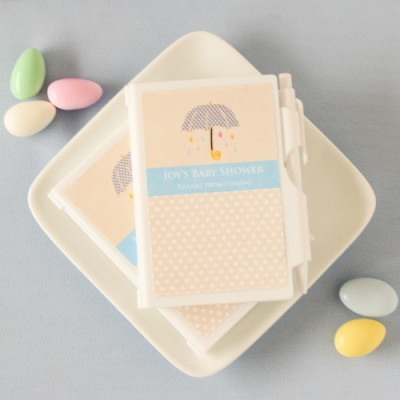 Little Notes Notebook Favors