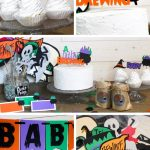 Baby Shower Halloween Theme Ideas