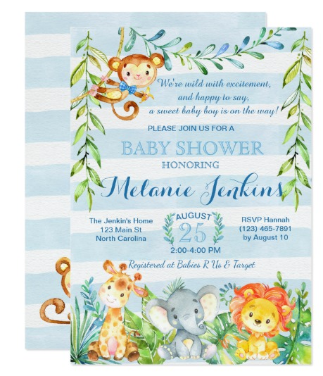 blue-jungle-baby-shower-invitations