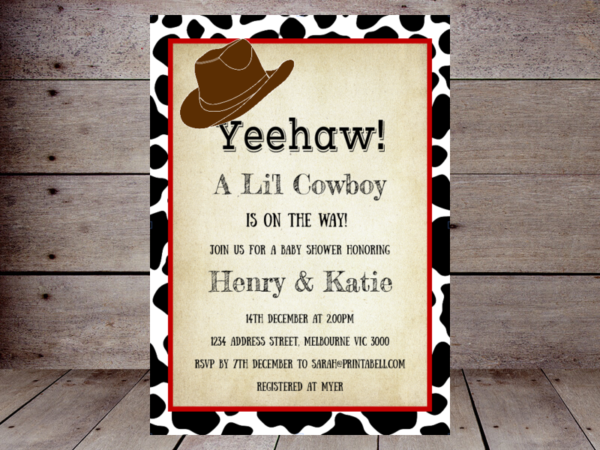 editable-cowboy-western-baby-shower-invites