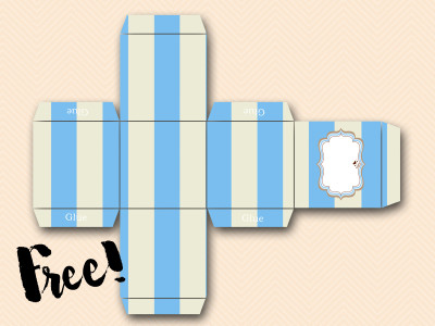 free-favor-box-blue baby shower