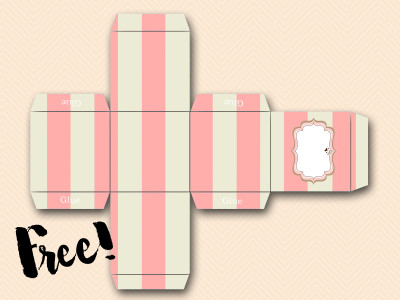 free-favor-box-pink baby shower